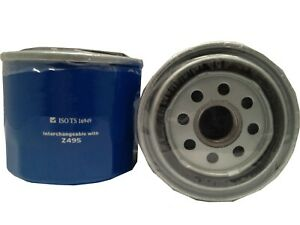 Oil Filter fits Ryco Z495 Subaru Impreza WRX 2.0 (GC8F) 1998 - 2000