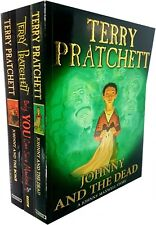 Johnny Maxwell Collection Terry Pratchett 3 Books Set Only You Can Save Mankind