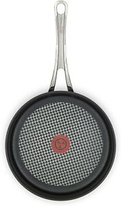 Jamie Oliver By Tefal 30 cm Premium Hard Anodised Induction Frying Pan - Grey