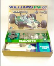 Tamiya  1/10 Williams FW-07  1019. F1  Radio Controlled Rc Car Vintage