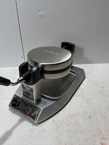 Waring Pro WMK300 Professional Belgian Waffle Maker Restaurant Style Stainless