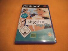 Singstar Pop Hits Playstation 2