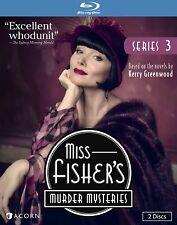 Miss Fisher's Murder Mysteries, Series 3 [Blu-ray] New DVD! Ships Fast!