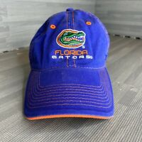 Florida Gators Adult Hat One Size Fits All Hook & Loop Very Clean FREE SHIPPING