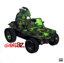 GORILLAZ Gorillaz LP Vinyl 33RPM NEW 2001