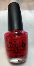 Opi Nail Lacquer, Black Label, Rare, Unopened, The Thrill Of Brazil