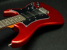 Washburn S2HMRD Metallic Red Electric Guitar Professionally Set Up!