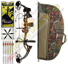 Fred Bear 2019 Cruzer G2 Bow Moonshine Wildfire LH - Full Package 5-70# 12-30""