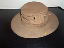 dec99b01b8f03 TILLEY TH3 Hemp Endurables Mash Up Snap Up Hat 6 7/8