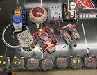 huge lot of 7 Tiger Electronics vintage battlebots RC remote control robots