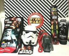 11 Piece Star Wars Kids Bath Care Gift Set