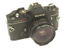 KONICA Autoreflex TC Camera w/ Bag - Hexanon AR 40mm F1.8 Lens - PARTS / REPAIR