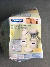 Premières années Manuel Tire-lait neuf jamais utilisé Bébé Allaitement lait