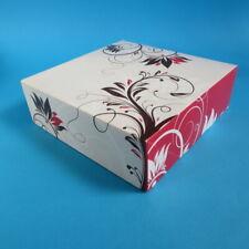 50 Tortenkartons Kuchenkartons Tortenbox Cakebox Konditorline 1tlg 34x34x11cm