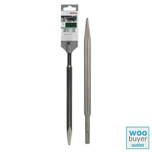 Bosch 250mm SDS-Plus Pointed Chisel with Square Tip - 2609255575