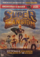 SUPER MANSION SEASON 1 DVD REGION 1 BRAND NEW