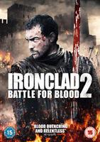 Ironclad 2 - Battle for Blood DVD (2014) Tom Rhys Harries, English (DIR) cert