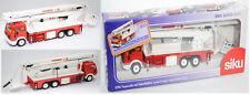 Siku Super 3720 Mercedes-Benz SK 2629 Feuerwehr mit Hubarbeitsbühne, 1:55