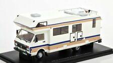 VW Camper, LT 50 Niesmann + Bischoff Clou Trend 670 F White, Autocult,  1/43 Sca