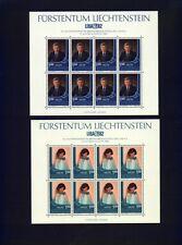 Liechtenstein 797/98 KLBG LIBA postfrisch