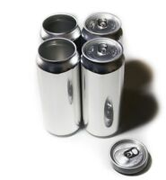 16oz Beer Cans For Homebrew Canners (40 cans) Aluminum Fill Your Own Recyclable