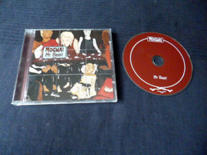 CD Mogwai - Mr. Beast | 10 Songs 2006 | Auto Rock & Acid Food