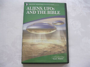ALIENS, UFOs AND THE BIBLE ~ featuring Gary Bates (DVD)