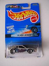 Hot Wheels1997 QUICKSILVER SERIES 3/4 CARS FERRARI 308 TORNADO LOGO