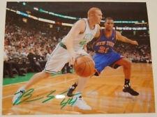 Brian Scalabrine Boston Celtics signed 8x10