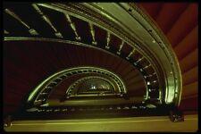 148080 Spiral Staircase MacIntyre Building A4 Photo Print