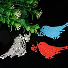 Bird Tree DIY Cutting Dies Metal Stencil Scrapbooking Album Paper Card Embossing