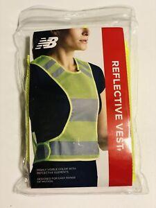 Ne Balance Reflective Unisex Vest - Neon Green