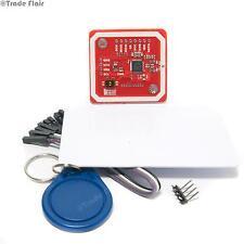 NFC RFID module kit +Swipe Card + Keycard. PN532 module. Arduino Compatible