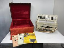 Vintage C.Marchett Accordion Made In Italy