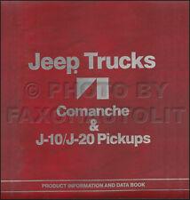 Repair Manuals & Literature for Jeep Comanche | eBay on 1998 jeep grand cherokee wiring diagram, 1989 jeep comanche wiring diagram, 1988 jeep comanche wiper motor, 1986 jeep comanche wiring diagram, 1990 jeep comanche wiring diagram, 1988 jeep wrangler wiring schematic, 1988 jeep comanche specs, 1996 jeep cherokee wiring diagram, 1991 jeep comanche wiring diagram, jeep ignition switch wiring diagram, 1989 jeep cherokee wiring diagram, 1989 jeep comanche vacuum diagram, 1997 jeep cherokee wiring diagram, 1987 jeep comanche wiring diagram, 1985 jeep cherokee wiring diagram, 1988 jeep comanche fuse box, 1999 jeep cherokee wiring diagram, 4 post ignition switch wiring diagram, 2003 jeep grand cherokee engine diagram, jeep comanche parts diagram,