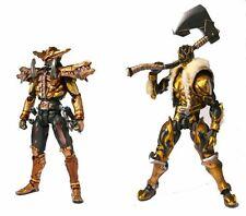 S.I.C. Vol. 48 Masked Kamen Rider Den-O GAOH & KINTAROS IMGAGIN Figure BANDAI