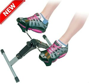 Pedal Exerciser | Mini Exercise Bike | Portable Indoor Fitness | Arm and Leg