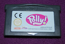 POLLY POCKET ! SUPER SPLASH ISLAND - Dice/Vivendi - Jeu Action Game Boy GBA EUR
