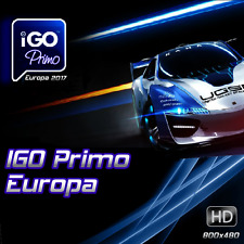 IGO PRIMO Navigation Software für Tristan Auron BT2D7013B / C Premium Paket ✔