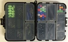 Complete Sea Fishing Rig Making Kit + Free 16 Compartment Lock Tight Tackle Box