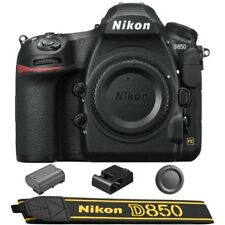 Nikon D850 DSLR Camera (Body Only) President's Day Sale