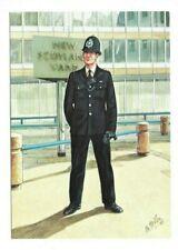 Metropolitan Police : Constable : 1987 :   London's Metropolitan's  Police