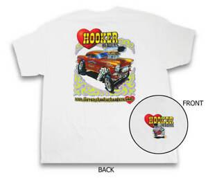 Hooker 10148-LHKR Headers Retro T-Shirt
