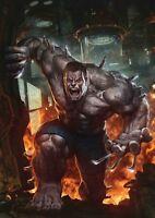 03/21/2018 WEAPON H #1 1ST PRINT SKAN 1:10 VARIANT Hulk Wolverine Marvel