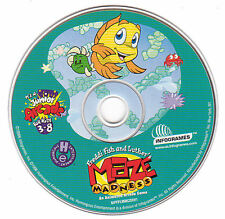 Freddi Fish & Luther's MAZE MADNESS JR Children's Fun Educational Game NEW PC CD
