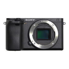 Sony Alpha a6400 Mirrorless 24.2MP 4K Digital Camera Body