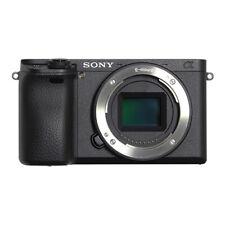 Sony a6400 24.2MP 4K digital sin espejo Alpha Cuerpo De Cámara