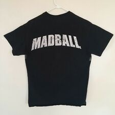Madball Medium T-Shirt Double Sided New York Hardcore Blue Pocket Graphic Tee