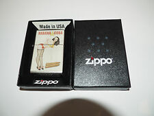 HARD TO FIND CIGAR FISHNET STOCKING  PINUP  ZIPPO  LIGHTER