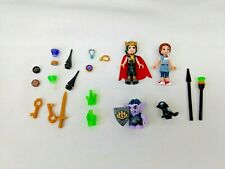 LEGO ELVES Figure Bundle Goblin King Tufflin Emily Jones etc Lot FREE UK Post